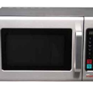 horno microondas profesional doble magnetron